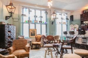 Apothecary Bar House of Wolf Upper Street Islington
