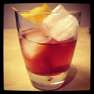 Demodee French Old Fashioned Cocktail Recipe