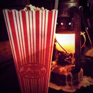 popcorn cocktail steam and rye launch party london club nick house